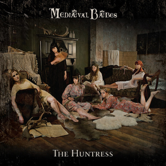 - THE HUNTRESS (£10.00)