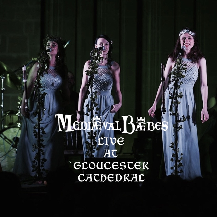 LIVE IN CONCERT AT GLOUCESTER CATHEDRAL DVD(£20.00) -