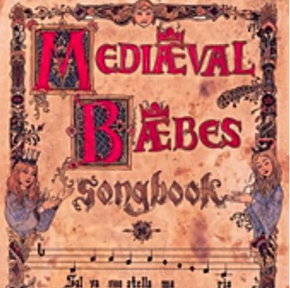 MEDIAEVAL BAEBES FULL SONG E-BOOK (£12.00)