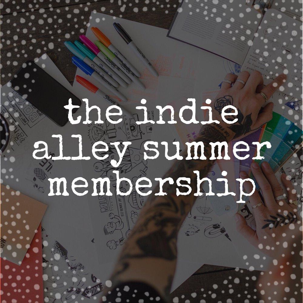 indie summer membership.JPG