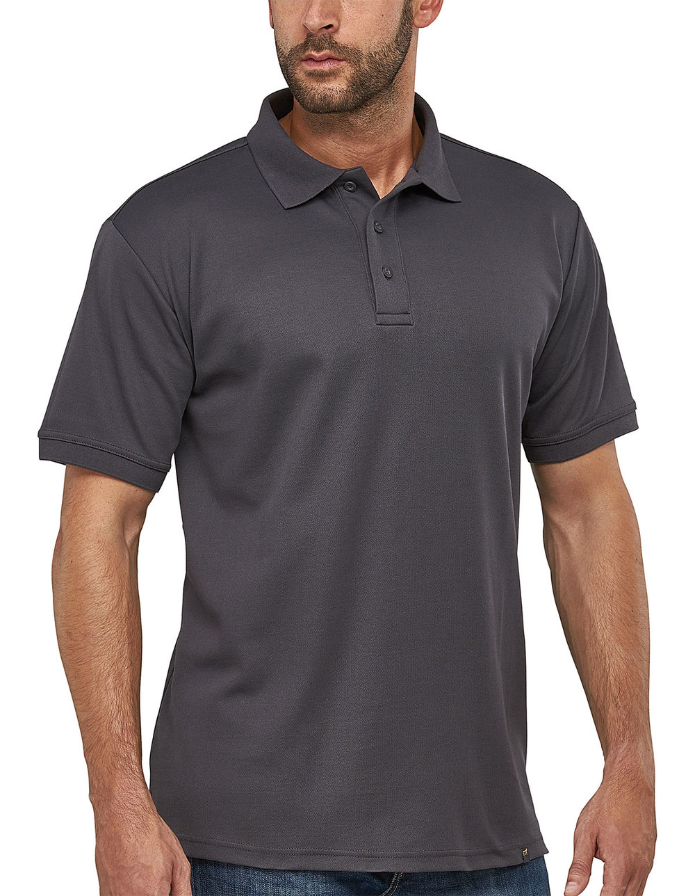 FLASH POWERDRY POLO MALE MACGREY