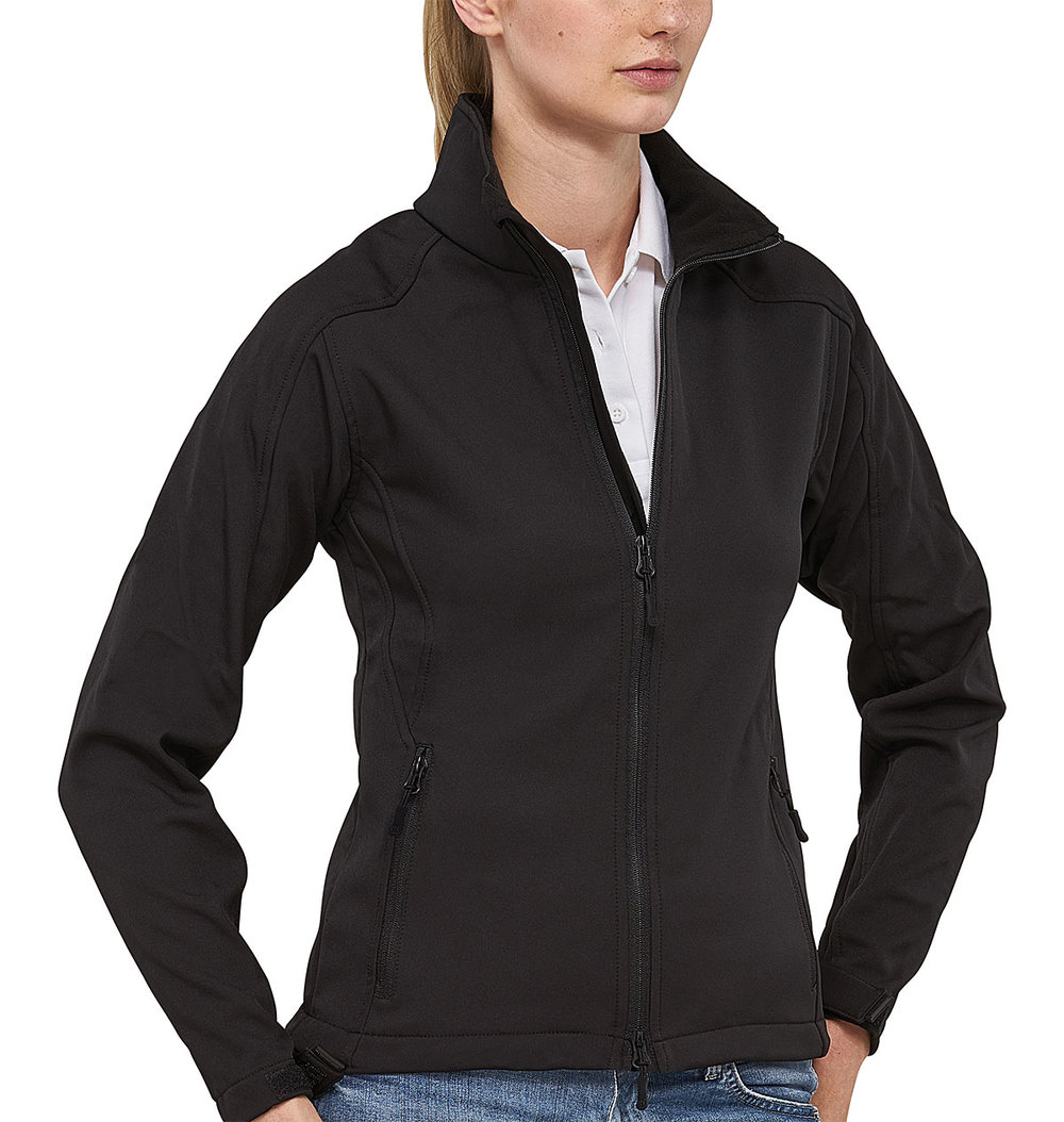 TREK PROTECH5000BA LIGHT SOFT SHELL JACKET FEMALE MACBLACK