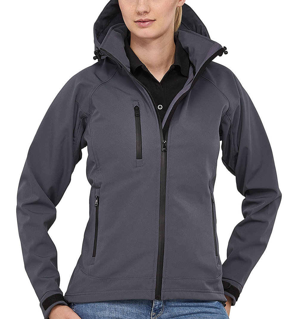 SAFARI PROTECH8000/5000 TECH SOFT SHELL JACKET FEMALE MACGREY
