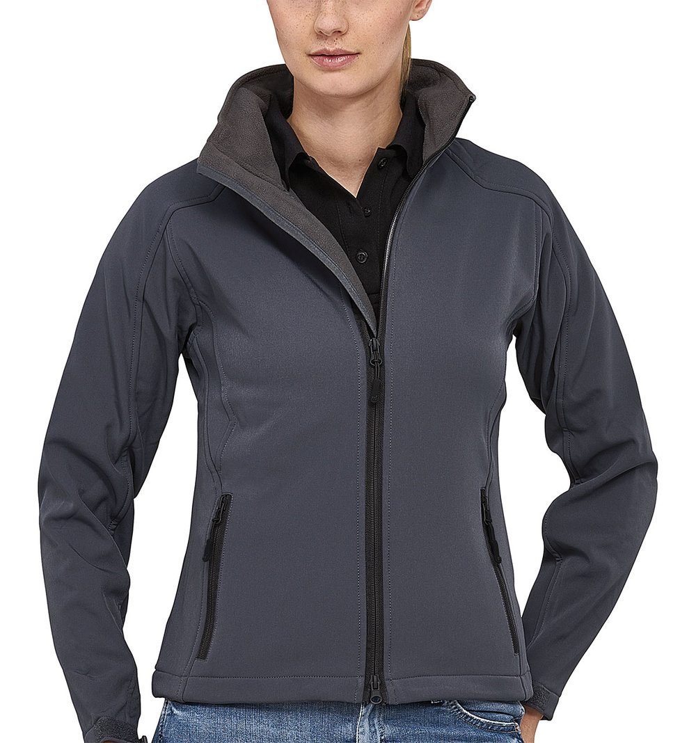 TREK PROTECH5000BA LIGHT SOFT SHELL JACKET FEMALE MACGREY