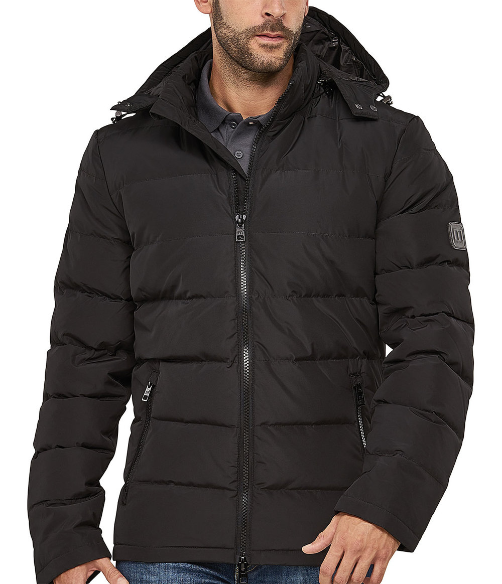 GALAXY 50/50 DOWNTECH JACKET MALE MACBLACK