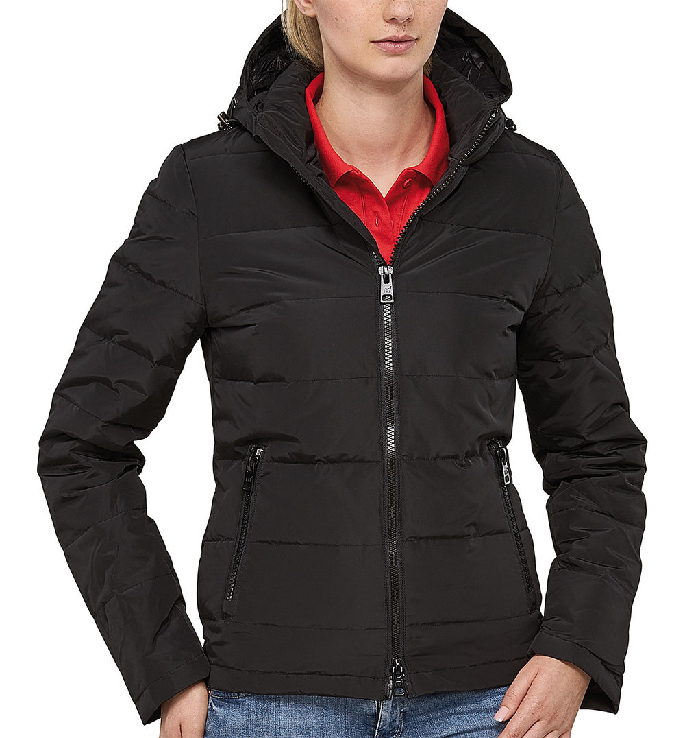 GALAXY 50/50 DOWNTECH JACKET FEMALE MACBLACK