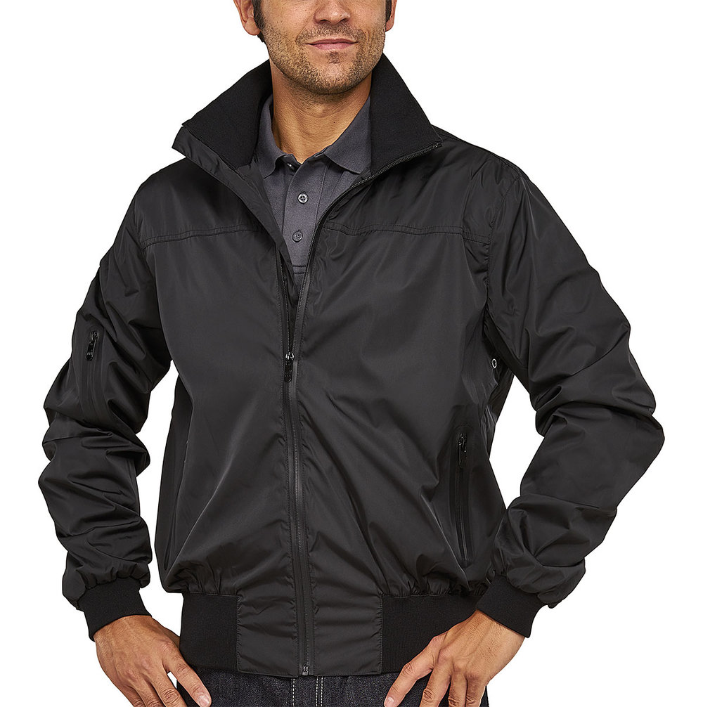 COMBAT PU5000/5000 TECH BLOUSON MALE MACBLACK