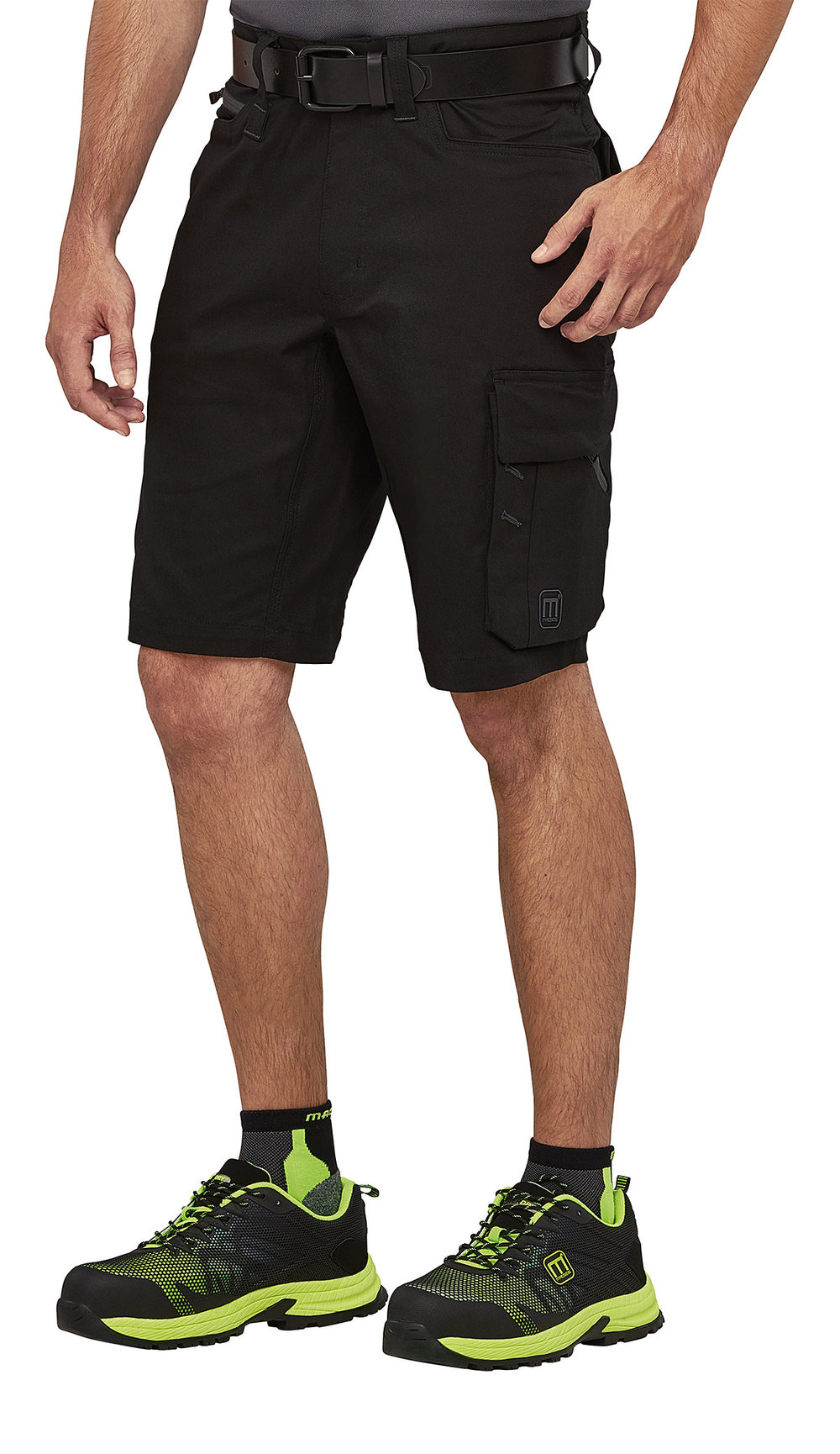 PRONEON FUNCTIONAL WORK SHORTS MALE MACBLACK