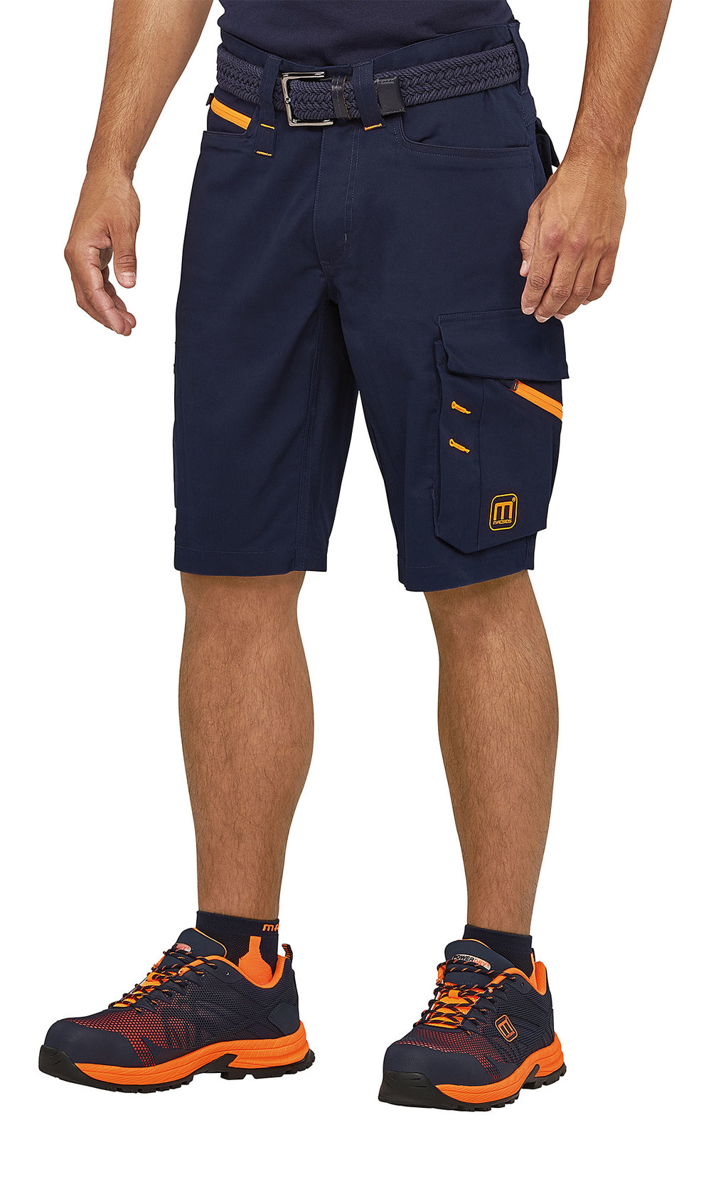 PRONEON FUNCTIONAL WORK SHORTS MALE MACBLUE