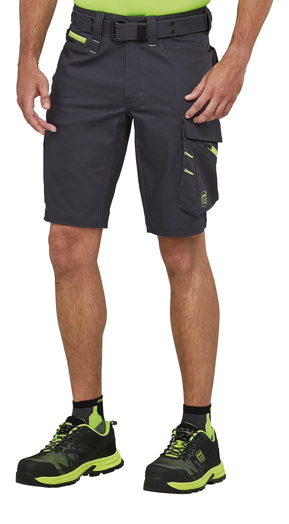 PRONEON FUNCTIONAL WORK SHORTS MALE MACGREY