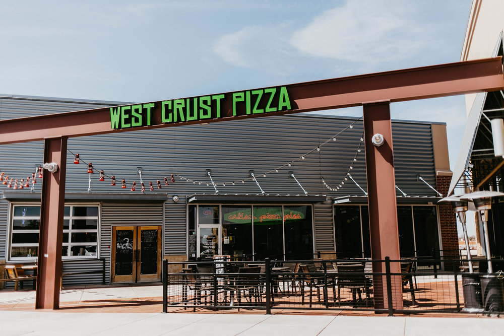 About West Crust - Lubbock's only artisan style, brick oven, thin crust pizza shop! Known for their premium ingredients you can choose from their signature pizza pie's or build your own. They make everything from scratch including their dough made fresh every morning.