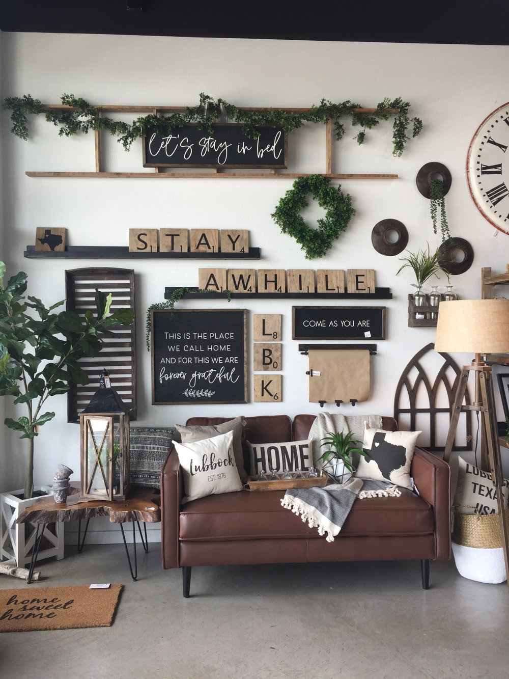 About Odds & Ends - A mother-daughter team that wanted to give Lubbock a place to find unique & one of a kind gifts and home décor items.Odds and Ends has grown into a hub for fellow small businesses to grow together by supporting local makers and crafts people!