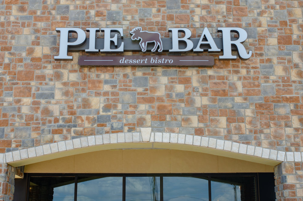 About the Pie Bar - A Lubbock original first opened up in 2011. Carson had a vision for a dessert bar focused around the idea of creating a pie in a cup. Using grandma's recipes it's become a classic date night destination.
