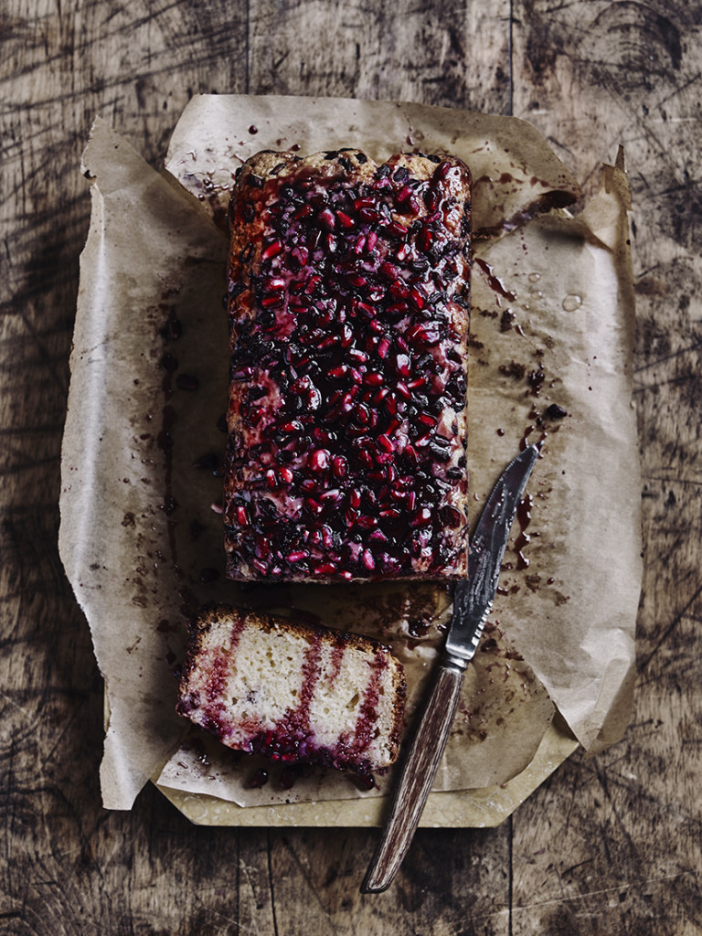 POMeGRANATE FEATURE in Jamie Oliver Magazine  PHOTOGRAPHER: ANDERS SCHONNEMANN Prop Stylist: Linda Berlin
