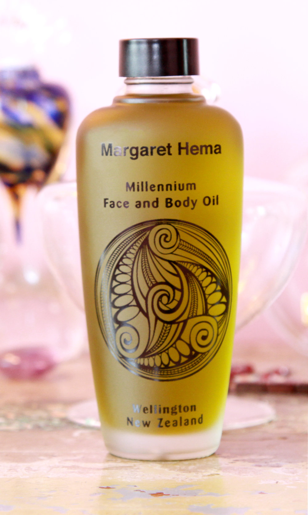 Millennium Face and Body Oil
