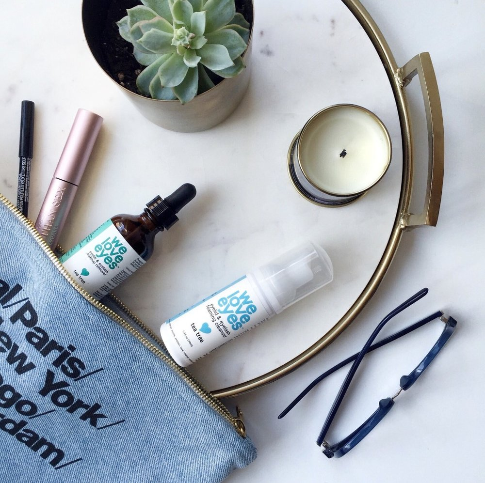 Beauty Review We Love Eyes Organic Cleanser Original Post Published March 31 2016