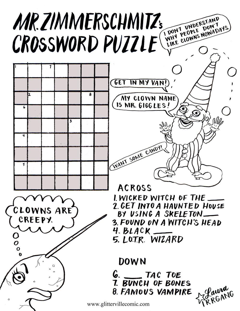 Mr Z Crossword black and white.jpg