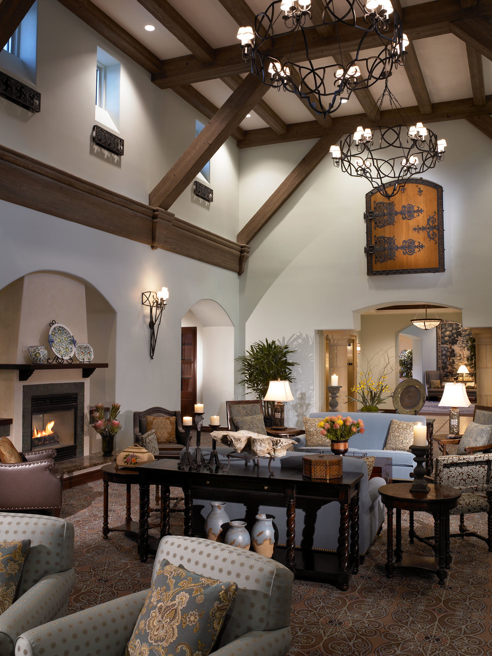 La Costa Glen: Living Room