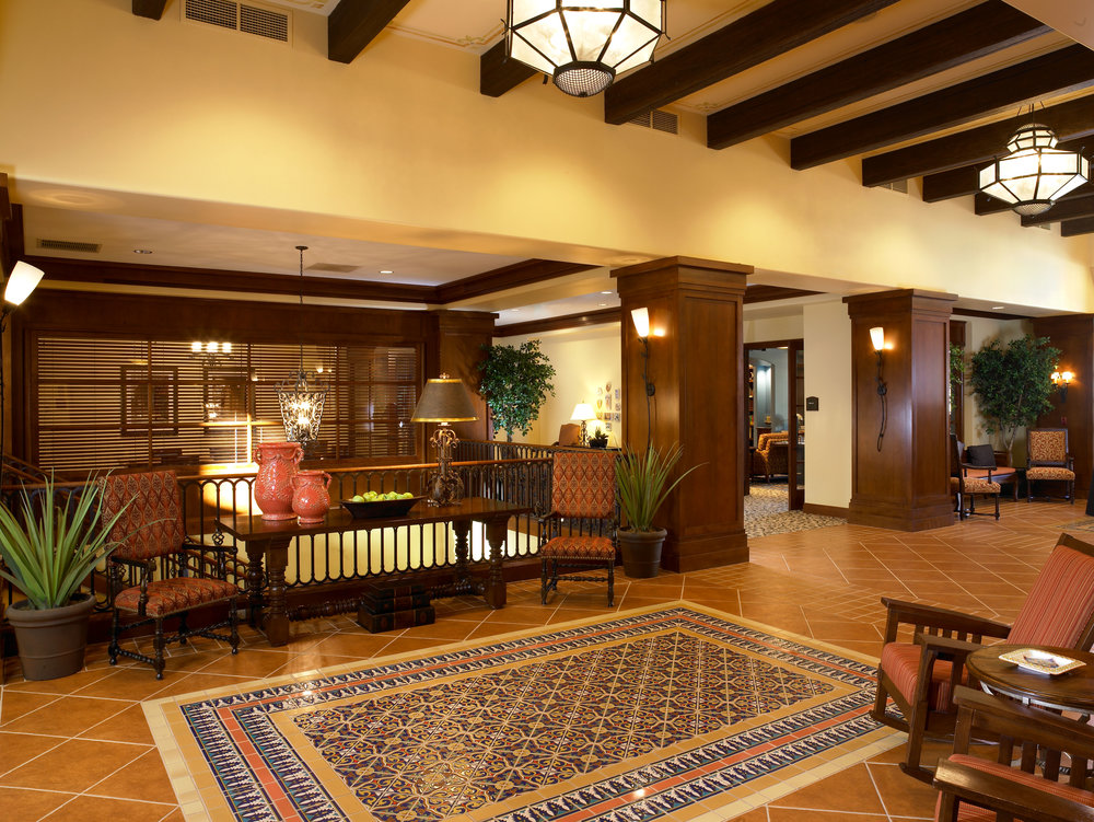 University Village<br>Thousand Oaks: Reception
