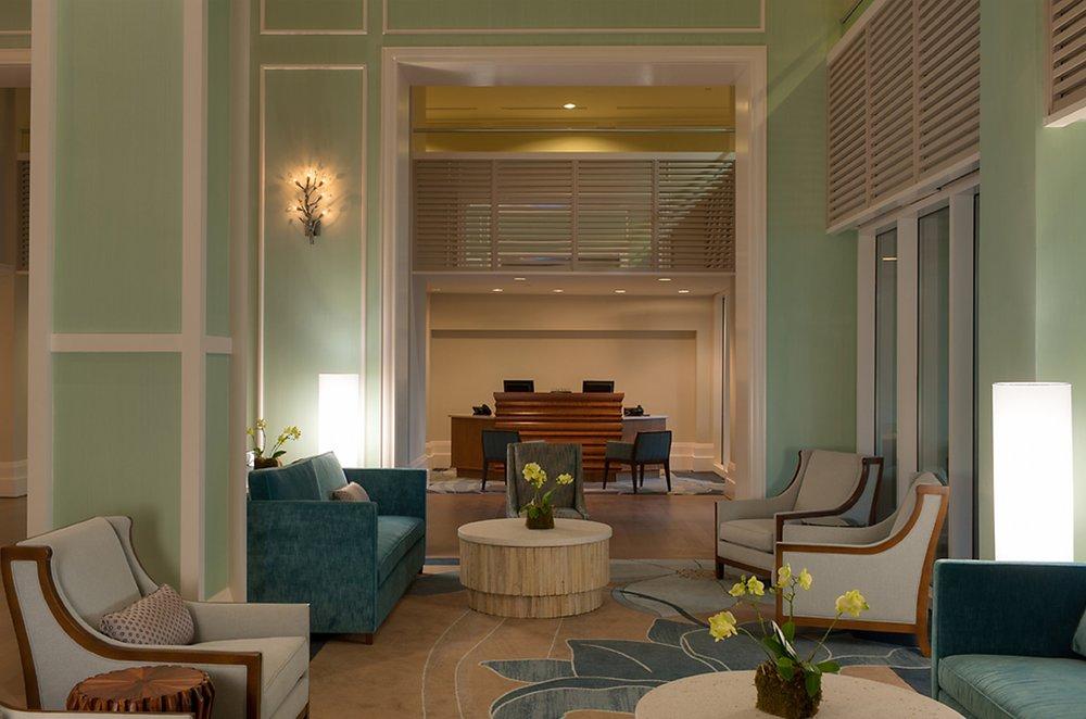 The Westin Hilton Head: Lobby