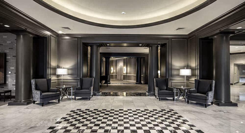 Hilton Alexandria<br>Old Town: Lobby