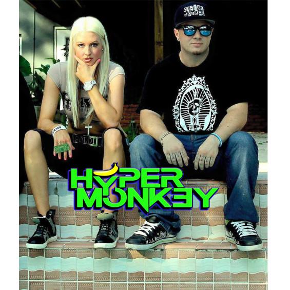 HYPER MONK3Y33