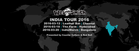 Plate_India2016_FB, Wes Smith, It's Wes Smith Yo, Red Bull, Chennai, New Delhi, Hyderabad, Bangalore, India