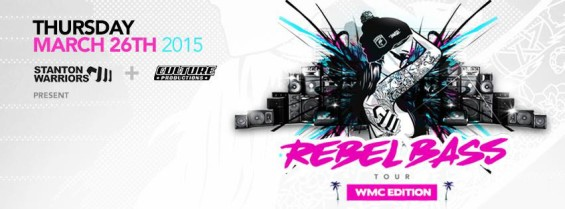 Event_RebelBassWMC_2015-03-26, #JuiceRecordings, #ItsWesSmithYo, #WesSmith, #TheJuiceSquad, #StickyBumps, #MagicFugu, #BringBackThatFunk, #Califunkya, #CampCharlie, #Agent137, #BreaksJunky, #OmegaSquad, #KL2, #PootyClub, #TeknicalRecords, #Spain, #USA, #EDM, #UDM, #Bass, #Funk, #Breaks, #Breakbeat, #Garage, #2step, #UK, #FutureGarage, #Miami, #MiamiMusicWeek, #UMF, #UltraMusicFestival, #FSOB, #FutureSoundOfBreaks, #TrappedInTheJungle, #ProjectMayhem, #CongressHotel, #Mekka, #RebelBass