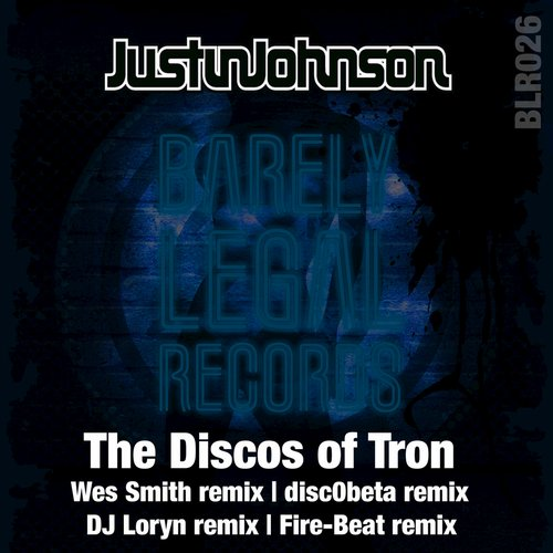 discos of Tron
