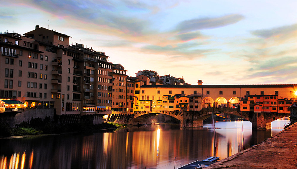 Ponte Vecchio Bridge, Florence