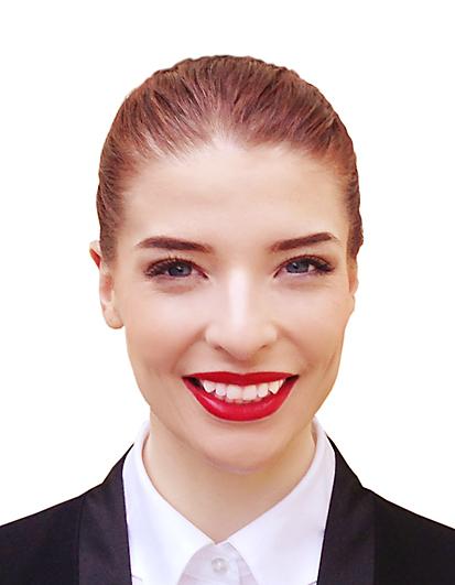- Lauren, our client