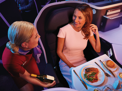 Photo credit: Virgin Australia