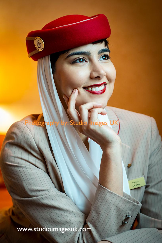 CV Writing & Photo Editing for Emirates cabin crew, Qatar
