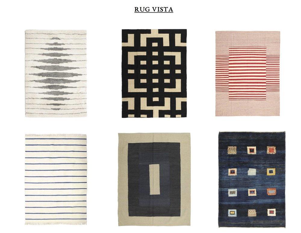 Rug Vista Modern Boho Rugs