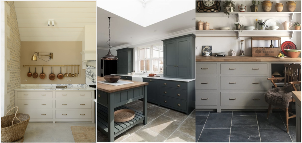 How do I get my floors like one of these  Devol Kitchen  floors?