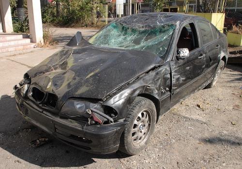 Auto Accident - Attorney Tim Pavone