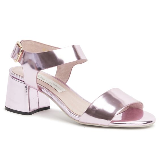 Julie Sandal in Lilac Mirror - Kathryn Wilson