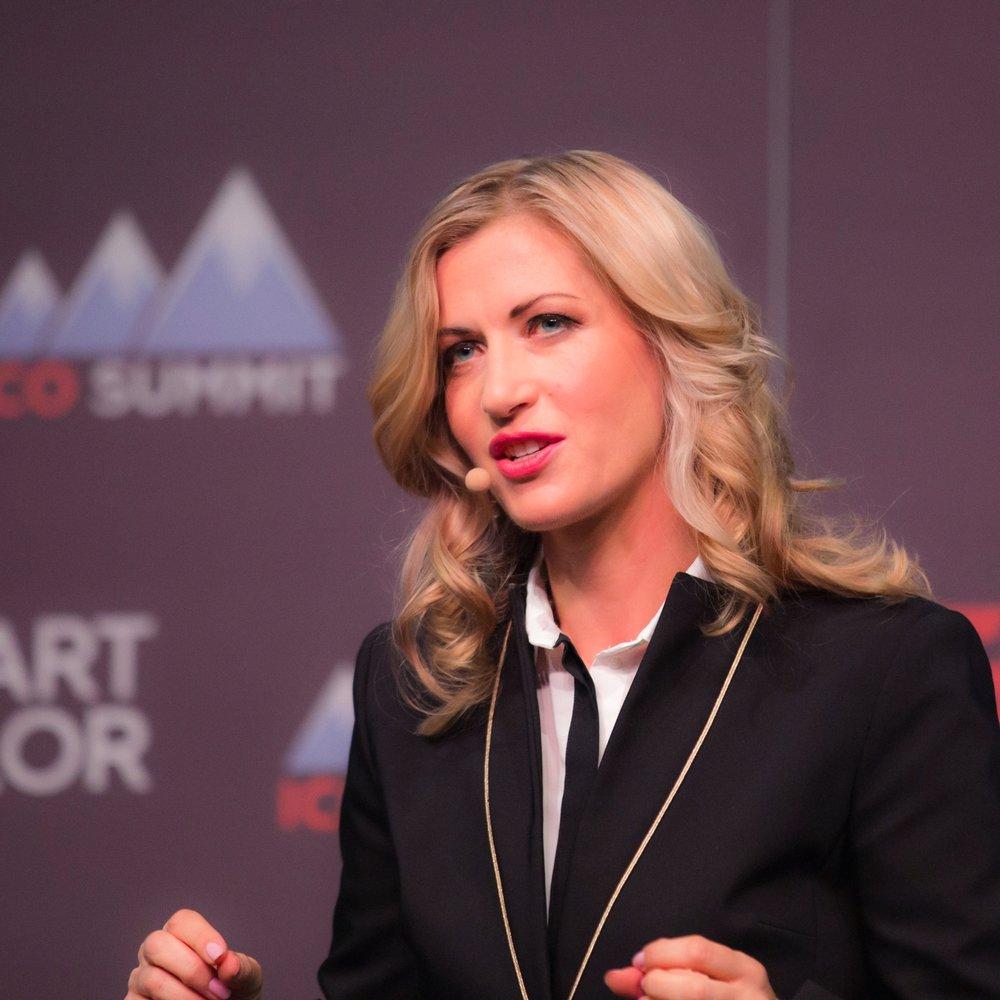 Olga Feldmeier   Olga Feldmeier is CEO & founder of SMART VALOR, a Swiss-based blockchain start-up building a decentralized marketplace for tokenized alternative investments.