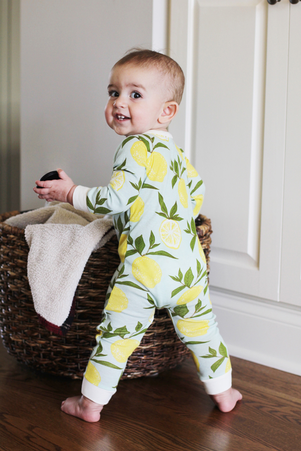 e39de263a The Cutest Fruit Print Clothes for Babies — LE BUMP