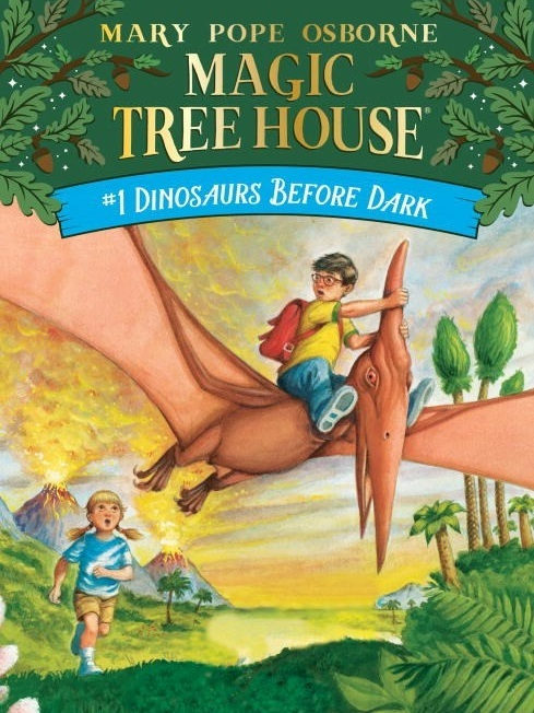 "June 24 - 28 - Magic Tree House - Dinosaurs Before Dark - New (Track 1)     Bookworms - Rising 1st-3rd graders, ages 6-8    Join Jack and Annie on a prehistoric adventure and create fossils, a working volcano, models, dinosaur eggs, and more! Campers will receive a copy of ""Dinosaurs Before Dark"" Magic Tree House #1 by Mary Pope Osborne.   All camps include a 10% in-store discount for the week of your camp."