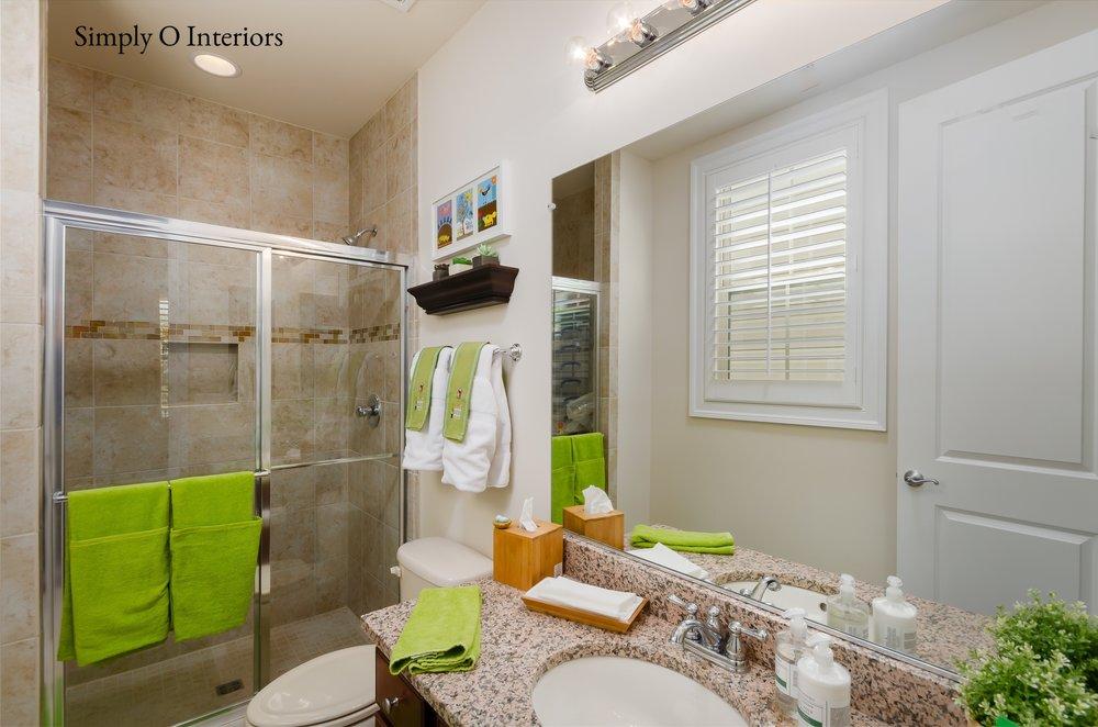 Whimsical Office Bath
