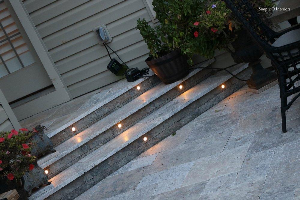Stair Tread Lighting