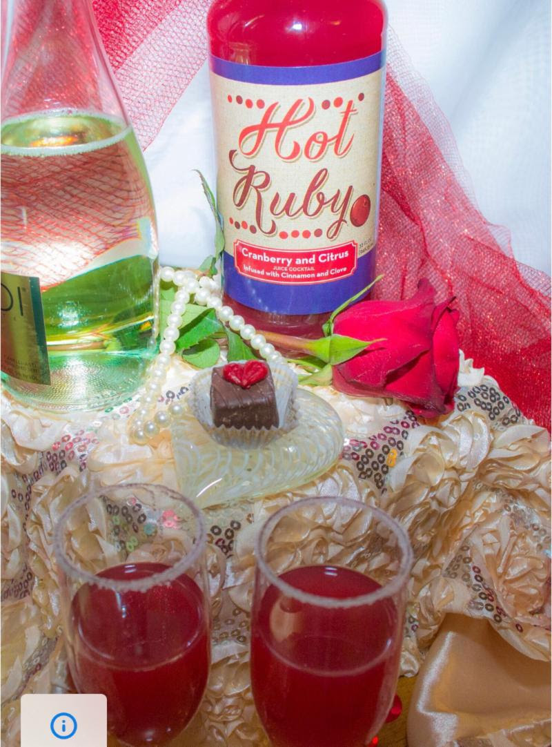 Hot Ruby is a great mixer for year round! -