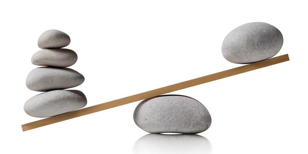balanced life?