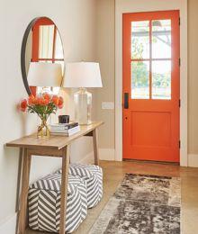 LOVE'S ENERGY - STARTS AT THE FRONT DOOR!