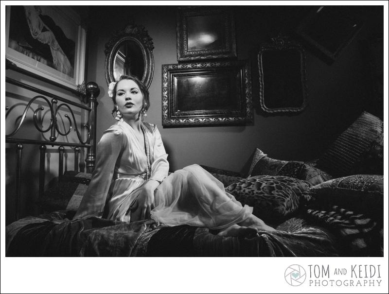 best boudoir photographer toronto
