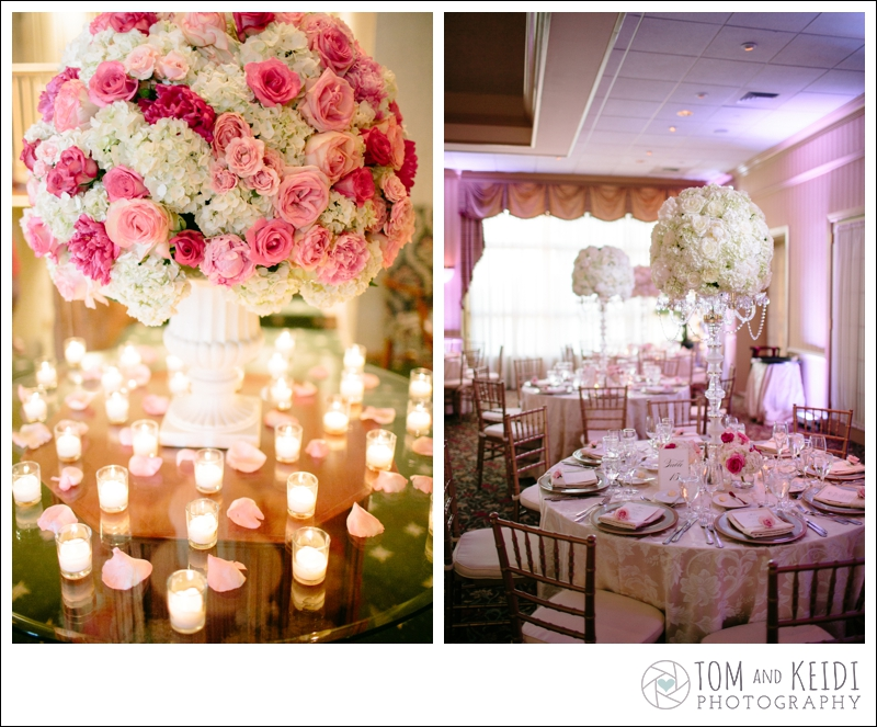 wedding florist central new jersey