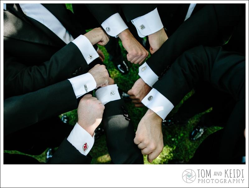 cufflinks groomsmen