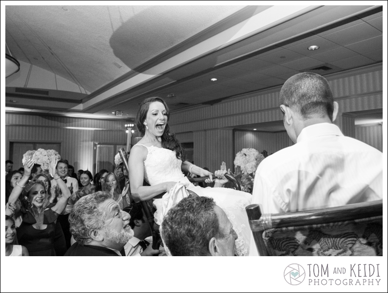 fun jewish wedding central new jersey