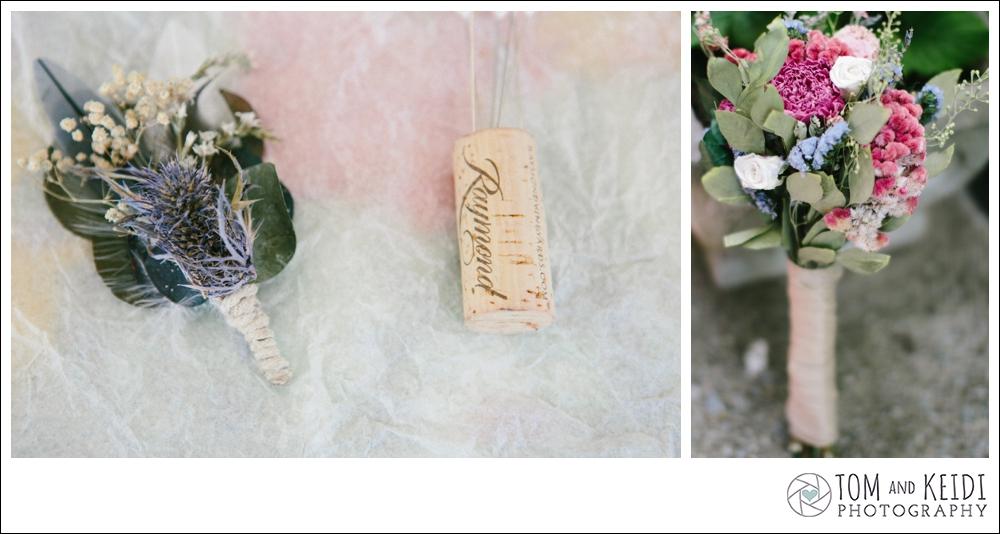 dried wedding flowers indie